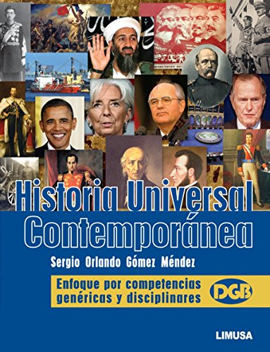 LibroHISTORIA UNIVERSAL CONTEMPORÁNEA