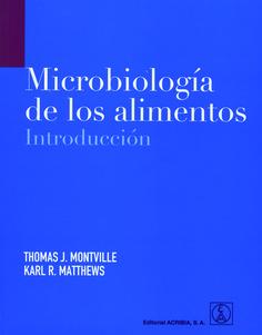 libro MICROBIOLOGÍA DE LOS ALIMENTOS