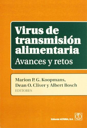 Libro VIRUS DE TRANSMISIÓN ALIMENTARIA
