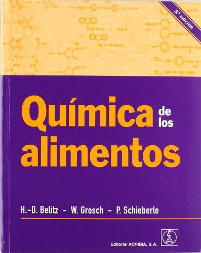 Libro QUÍMICA DE LOS ALIMENTOS