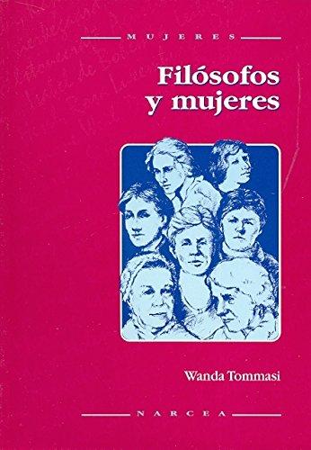 Libro FILÓSOFOS Y MUJERES