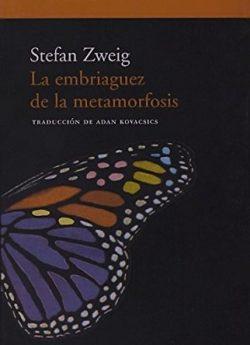 Libro LA EMBRIAGUEZ DE LA METAFORMOSIS