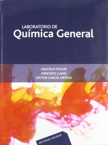 Libro LABORATORIO DE QUÍMICA GENERAL
