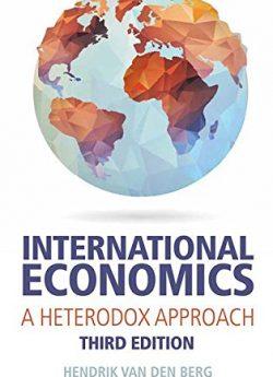 Libro INTERNATIONAL ECONOMICS 3A ED