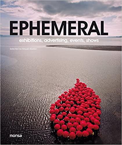 Libro EPHEMERAL EXHIBITIONS, ADVERTISING, EVENTS, SHOWS.