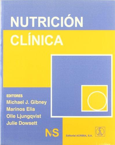 Libro NUTRICIÓN CLÍNICA