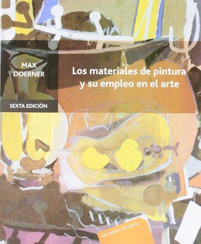 Libro MATERIALES DE PINTURA