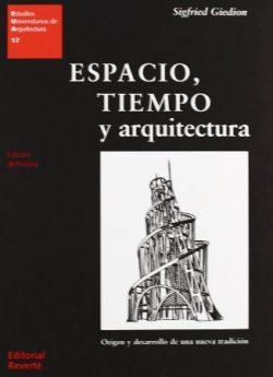 Libro ESPACIO, TIEMPO Y ARQUITECTURA