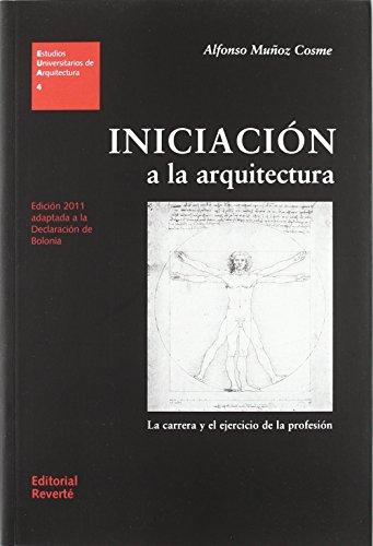 Libro INICIACIÓN A LA ARQUITECTURA