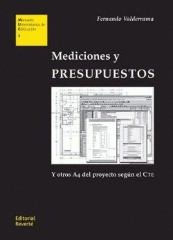 Libro MEDICIONES Y PRESUPUESTOS