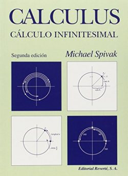 Libro CALCULUS. CÁLCULO INFINITESIMAL. 2A. ED.