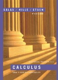 Libro CALCULUS. UNA Y VARIAS VARIABLES. TOMO 1