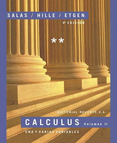 Libro CALCULUS. UNA Y VARIAS VARIABLES. TOMO II.