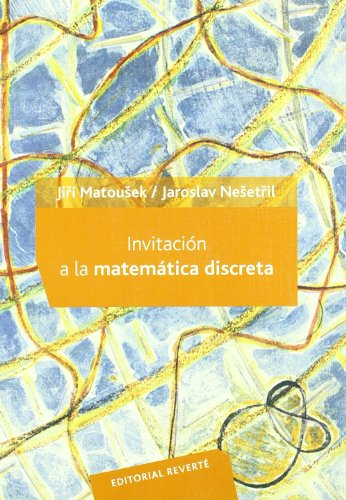 Libro INVITACIÓN A LA MATEMÁTICA DISCRETA