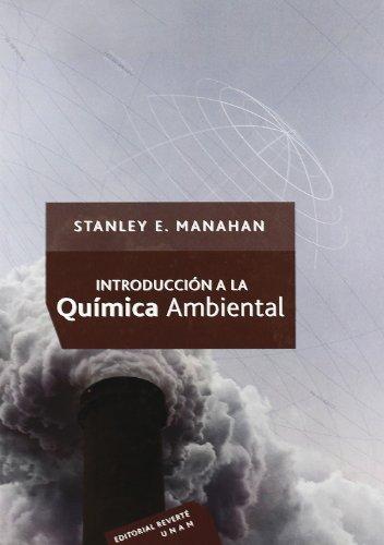 Libro INTRODUCCIÓN A LA QUÍMICA AMBIENTAL