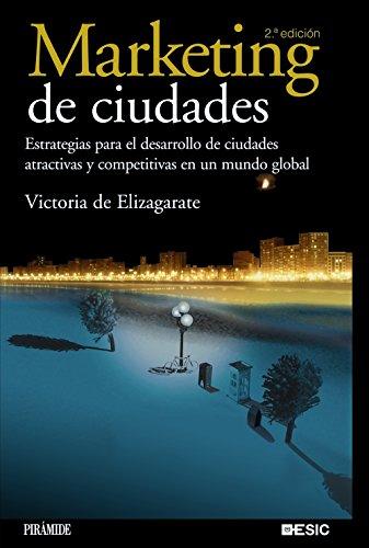 Libro MARKETING DE CIUDADES