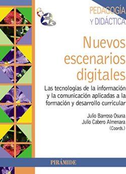 Libro PEDAGOGIA Y DIDACTICA NUEVOS ESCENARIOS DIGITALES