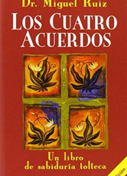 Libro LOS CUATRO ACUERDOS