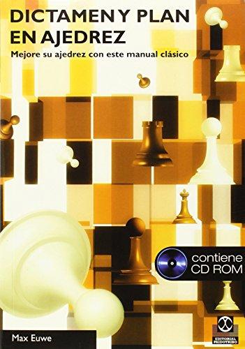Libro DICTAMEN Y PLAN EN AJEDREZ (LIBRO+CD)