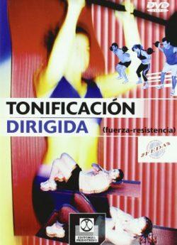 DVD TONIFICACIÓN DIRIGIDA FUERZA-RESISTENCIA