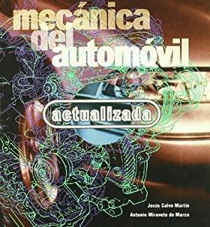 Libro MECÁNICA DEL AUTOMOVIL ACTUALIZADA